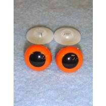 Animal Eye - 18mm Orange Pkg_50