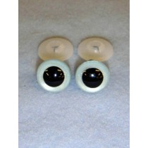 Animal Eye - 18mm Pearl Blue Pkg_50