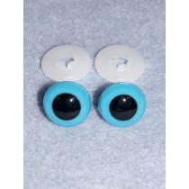 Animal Eye - 24mm Blue Pkg_50
