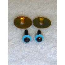 Animal Eye - 4.5mm Blue Pkg_100