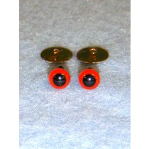 Animal Eye - 4.5mm Red Pkg_100