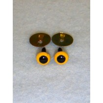 Animal Eye - 4.5mm Yellow Pkg_100