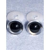 Animal Eye - 40mm Clear Pkg_50
