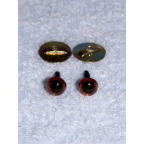 Animal Eye - 6mm Deep Brown Pkg_8