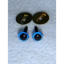 Animal Eye - 7.5mm New Blue Pkg_100