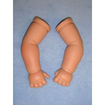 "Arm Set - 20-22"" Doll - Baby"