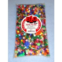 Assorted Beads 1 lb bag