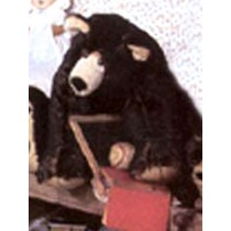 Baby Bear Pattern - 1 1_2 Feet Tall