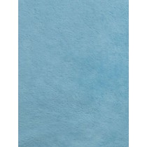 Baby Blue Soft Cuddle Solid Fabric - 1 Yd