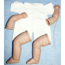 "Baby Body Pack - Painted - 22"" Doll"