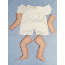 Baby Body Pack - Translucent