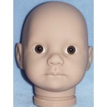 Bailey Head w_Brown Eyes - Translucent