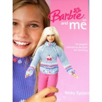 Barbie Doll & Me Book