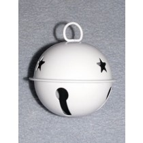 "Bell - Jingle - 2 3_4"" White"