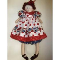 Betsy Cloth Doll Pattern