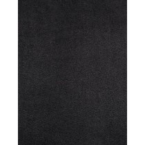 Black Cuddle Suede Fabric - 1 Yd