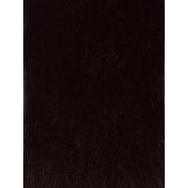 Black Fox Fur Fabric