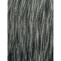 Black Frost Monster Fur - 1 Yd