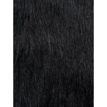 Black Monster Fur - 1 Yd