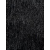 Black Monster Fur - 1 Yd