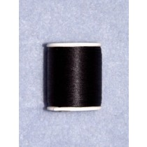 Black Thread Pkg_5 Spools