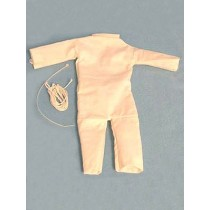 "Body-Presewn-20"" Glorfix Youth Doll"