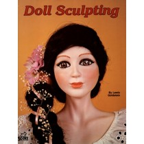 Book - Doll Sculpting-Lewis Goldstein