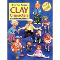 Book - How To Make Clay Characters