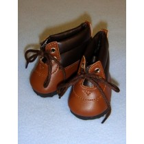 "Boot - Hiking - 3"" Brown"