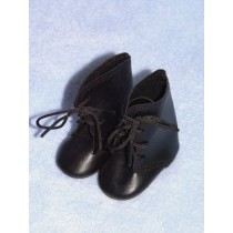 "Boot - Lace-Up - 3 1_2"" Black"