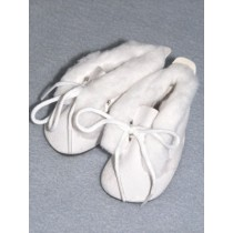 "Boot - Snow - 2 3_4"" White w_Fur"