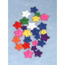 Bright Stars Button Assortment