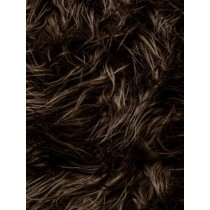 Brown Mongolian Fur - 1 Yd