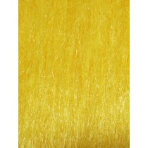 Brt. Yellow Fun Fur - 1 Yd