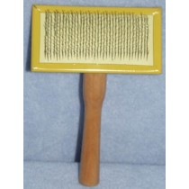 Brush - Teddy w_Wooden Handle
