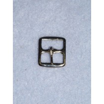 "Buckle - 1_2"" Nickel Pkg_4"
