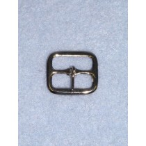 "Buckle - 3_4"" Nickel Pkg_4"