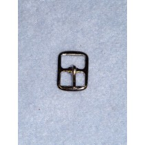 "Buckle - 3_8"" Nickel Pkg_4"