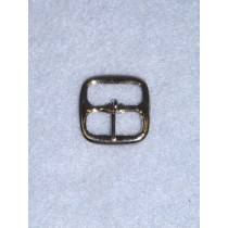 "Buckle - 5_8"" Nickel Pkg_4"