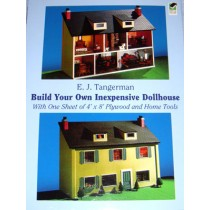 Build Your Own Inexpensive Dollhouse Book