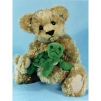"CJ & Pokey 16"" Teddy Bear Pattern"