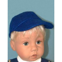 "Cap - Royal  Baseball for 19""- 24"" Dolls"