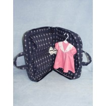 "Carry Case Pattern for 18"" Doll"