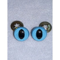 Cat Eye - 12mm Blue Pkg_100