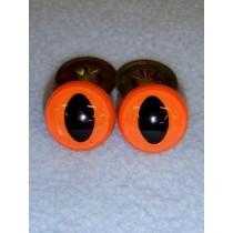 Cat Eye - 12mm Orange Pkg_100
