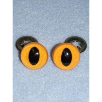 Cat Eye - 12mm Yellow Pkg_6