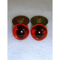 Cat Eye - 15mm Amber Pkg_100
