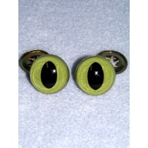 Cat Eye - 18mm Green Pkg_100
