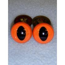 Cat Eye - 18mm Orange Pkg_100