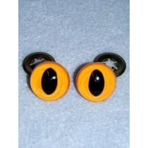 Cat Eye - 21mm Yellow Pkg_100